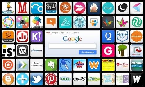 Favorite Instructional Webtools by Kristie Johnson | Hogeschool Rotterdam ICT in het Onderwijs | Scoop.it