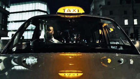 """How London Cabbies Use Facebook To Share """"The Knowledge"""" 
