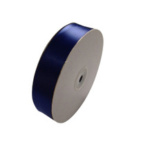 Satin Ribbon (25mm x 45metres) - Navy Blue | Satin Ribbon | Scoop.it