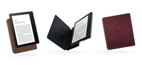 Amazon yeni e-kitap okuyucusu Kindle Oasis'i tanıttı | Kindle Haberleri | Scoop.it