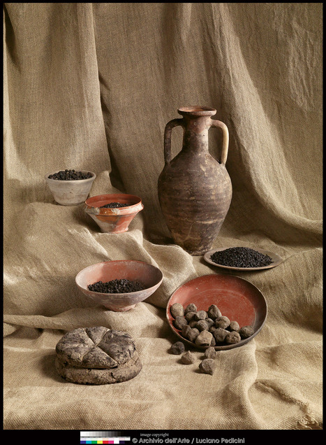 One of the amazing finds from Herculaneum | AncientHistory@CHHS 2012-13 | Scoop.it