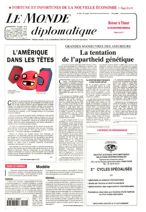 Derrière la subjectivité des journalistes | Réactions en chaîne | Scoop.it