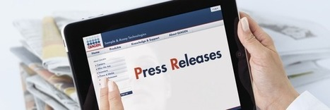 The Ten Types of Press Release You'll See in the Hi-tech Age | digital marketing | Scoop.it