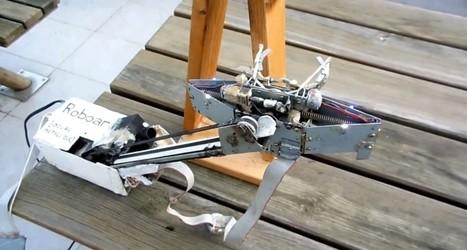 Un robot pour pirater les distributeurs | Geeks | Scoop.it