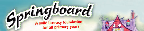 Primary - Springboard | Digital Technology in the Early Years | Scoop.it