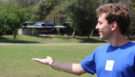 Lily Wants To Be The Personal Drone You Buy For Selfies | relevant entertainment | Scoop.it