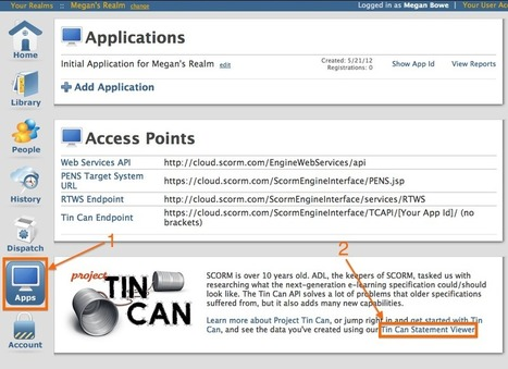 Ready to Play with Storyline and Tin Can? - Tin Can API | For K1 | Scoop.it