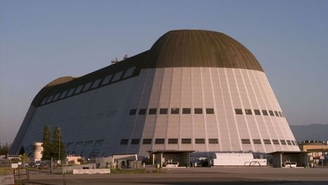 Google signs 60-year lease on NASA airfield and hangars | Welcoming our robot overlords | Scoop.it
