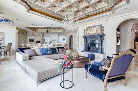 Thiết kế hoàn hảo của biệt thự lâu đài Texas Luxury | thiet ke nha | Scoop.it