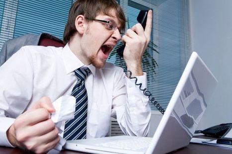 Stressed at work? Blame the printer - Australian Techworld | photocopiers lease | Scoop.it