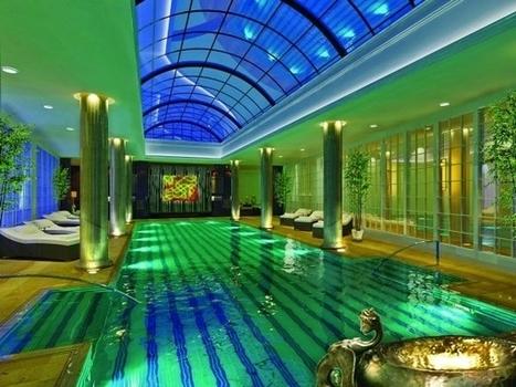 Un hôtel Art Deco à Shanghai - Chine - DesignFolia - Le Blog Décoration et Design | Epicure : Vins, gastronomie et belles choses | Scoop.it