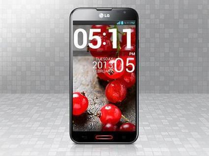 LG to battle Samsung with Optimus G Pro Smart Video   Android tools, techniques and features   Scoop.it