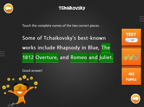 Kids Learn Music Theory, History While Earning Rewards | Tech Learning | Edtech PK-12 | Scoop.it