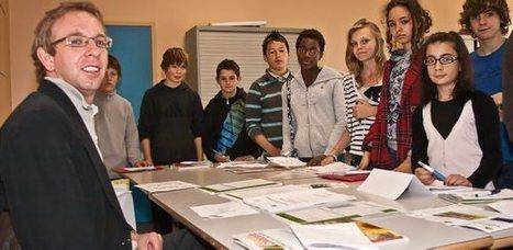 Aignan. Un Forum des métiers au collège Vert | College vert | Scoop.it