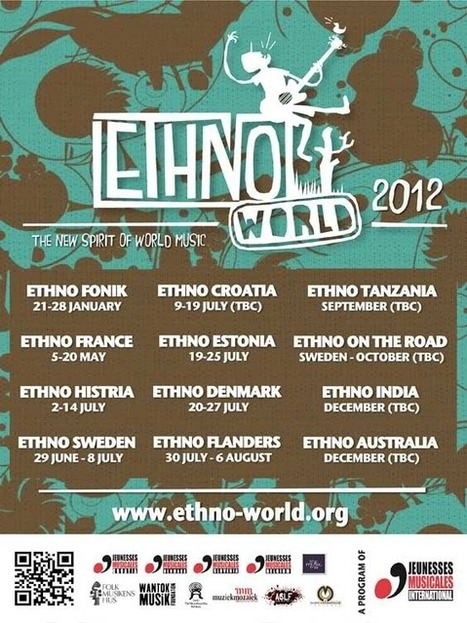 "Ethno World | ""European folk music"" 