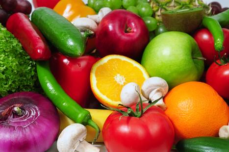 Make It 7: More Fruit and Veggie Servings Needed? - LiveScience.com | alkaline diet | Scoop.it