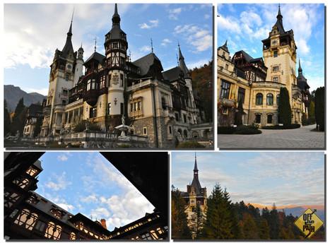 Castles Of Transylvania: Peles Castle vs. Bran Castle near Brasov | Travel Romania | Scoop.it