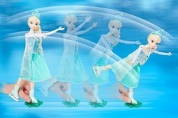 A Review Of The Frozen Ice Skating Elsa Doll | My Stages | Scoop.it