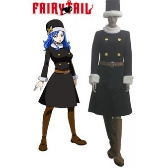 Fairy Tail Juvia Lockser Cosplay Costume | cosplay costumes | Scoop.it