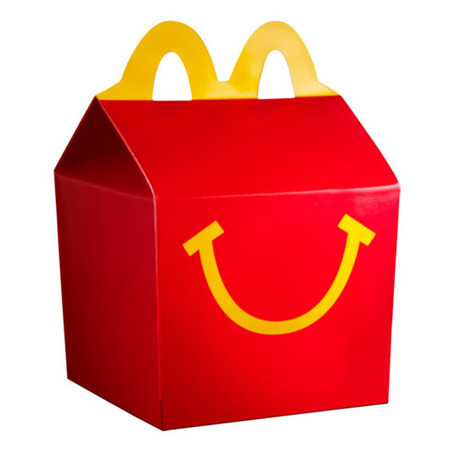 McDonald's Happy Meals Will Come With Books Instead of Toys | Reading discovery | Scoop.it