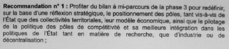 Fermer des Pôles de compétitivité | Enseignement Supérieur et Recherche en France | Scoop.it