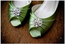 Clips For Shoes | Amanda Crystal Shoe Clips | Shoe Clips - Shoe Accessories - Shoe Jewelry | Scoop.it