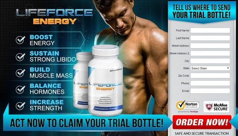 Interested In LifeForce Energy ?...Read Here First Before You Try It! | muscle building 1230 | Scoop.it