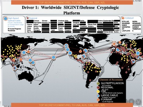 NSA infected 50,000 computer networks with malicious software | Linguagem Virtual | Scoop.it