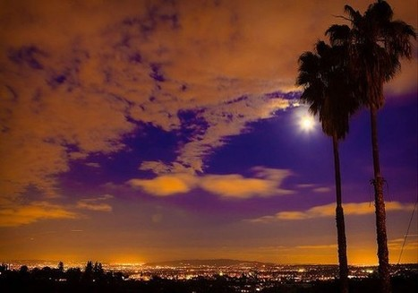 Rare Full Moon on Friday the 13th Hits L.A. | The Weird, Strange and Bizarre | Scoop.it