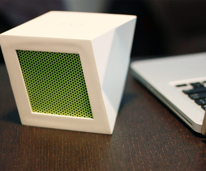 Students design 'Skube', a Spotify-powered music box — but will it be produced? | Gadgets - Hightech | Scoop.it