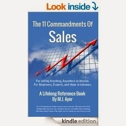 11 Commandments Of Sales: Mistakes to avoid when you are in sales profession | Sales & Marketing | Scoop.it