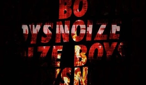 Boys Noize se tape Rammstein ! | DJs, Clubs & Electronic Music | Scoop.it