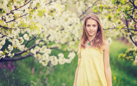 How to Style a Yellow Dress for Your Easter Gathering - Parade | kid dress | Scoop.it