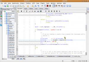 El Dreamweaver de GNULinux: Quanta Plus [Presentación eInstalación] | Maestr@s y redes de aprendizajes | Scoop.it