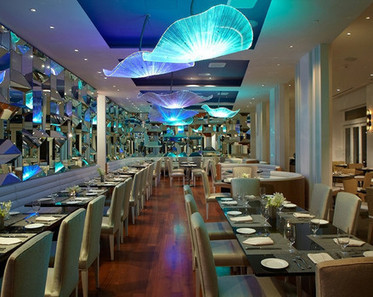 Atlantica restaurant at the Allegria-  A Friday night Seafood Buffet to remember   Diary of a serial foodie   Scoop.it