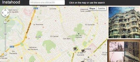 Instagram en Google Maps | #GoogleMaps | Scoop.it