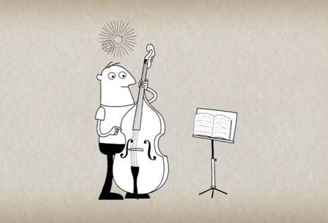 Sabíamos que los músicos son gente especial, pero este vídeo lo demuestra   Trae la Música a Clase   Scoop.it