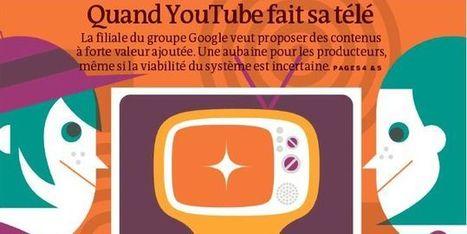 YouTube, comme une  envie de télé | Trends | Scoop.it