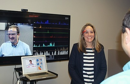 Joy! Google Glass app tells you how other people are feeling - CNET | Nouvelles IHM | Scoop.it