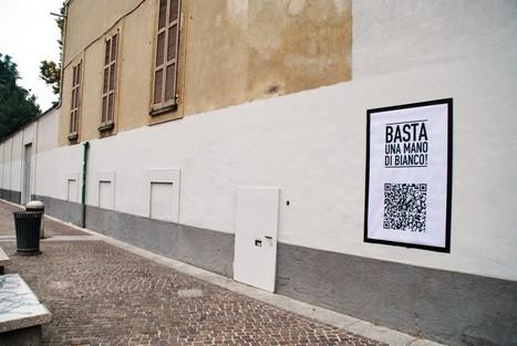 Street art, blitz contro la società che aveva ripulito i muri - Milano - Repubblica.it | Arte Pubblica | Scoop.it