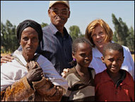 Jeanie Borlaug: On the wheat trail in Ethiopia | Plant Biology Teaching Resources (Higher Education) | Scoop.it