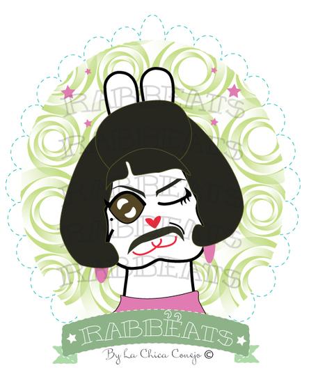 Conoce Rabbëats By La Chica Conejo*   DiY   Scoop.it