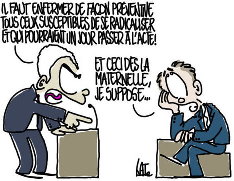 Traitement préventif | Dessinateurs de presse | Scoop.it