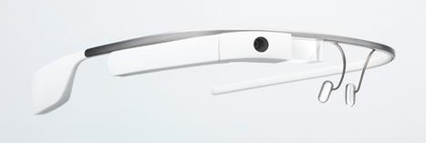 Lunettes Google Glass : Google révèle les caractéristiques techniques finales | Apple vs Google : 3D War ! | Scoop.it