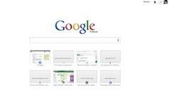 Le blog de Recherche-eveillee.com: Google teste une page d'accueil avec vignettes | Univers de la veille | Scoop.it