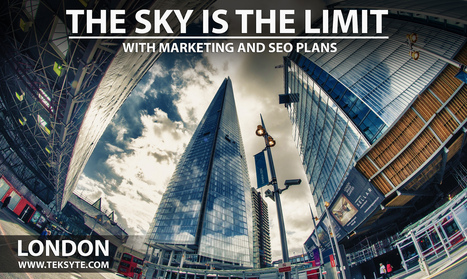 marketing and seo plans | the sky is the limit | Best internet websites | Scoop.it
