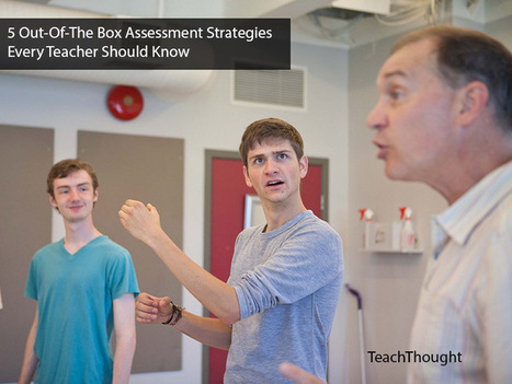 5 Assessment Strategies Every Teacher Should Know | SteveB's Social Learning Scoop | Scoop.it