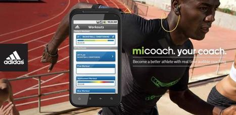 adidas miCoach - AndroidMarket | Android Apps | Scoop.it