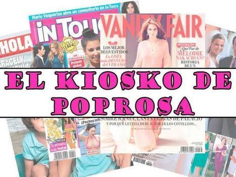 El kiosko de Poprosa: ojeando revistas del mundo - Poprosa | publicacion | Scoop.it