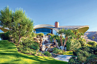 Bob Hope's bizarre space-age mansion, yours for £33 million | Amazing Views | Scoop.it